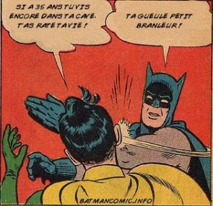 Batman et Robin_petit branleur