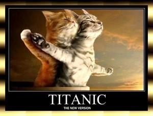 Chats Titanic II