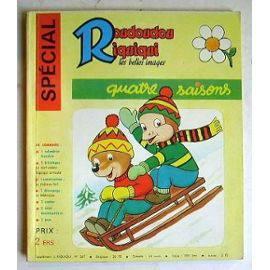 Riquiqui et Roudoudou aux sports d'hiver